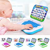 Samber Children Toy Computer Early Educational Learning Machine Pre-School Computer Toys Learning Developmental Laptop Toy Gift for Kids Children
