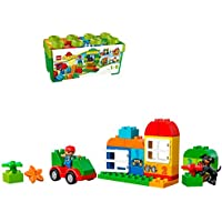 LEGO 10572 Duplo All-in-One Box-of-Fun Building Toy