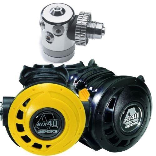 Apeks ATX40 mit Octopus ATX40 und DS4 Atemregler - 1 Hp Center