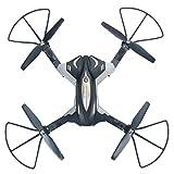 Drone Pliable Photographie Aérienne RC HD Wifi Caméra Altitude Maintenir Le Mode De Suivi Automatique Et Le Mode Sans Tête 2.4GHz 6-Axis Gyro Quadcopter Avec Un Capteur De Gravité De Retour Key Drone