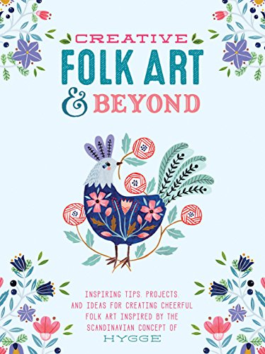 Creative Folk Art and Beyond Cover Image
