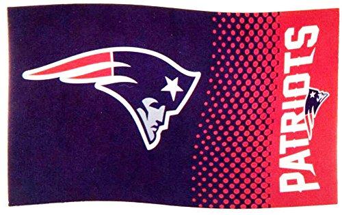 New England Patriots Fahne Flagge 90x150cm FD