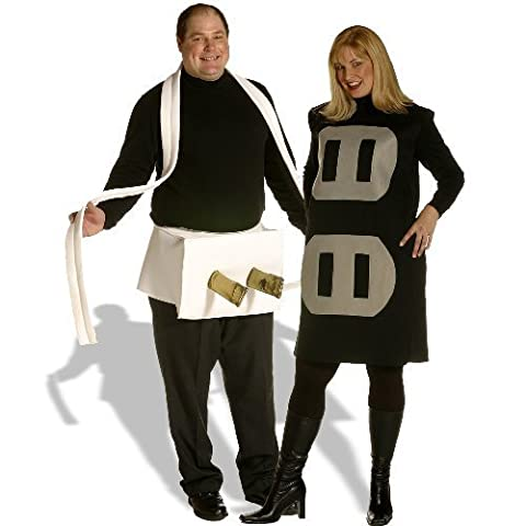 Couples Costumes Couples Costumes - Socket and Switch costume for couples by
