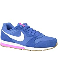 Nike - MD Runner 2 GS - 807319404 - Color: Azul - Size: 40.0