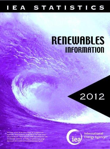 Renewables Information 2012