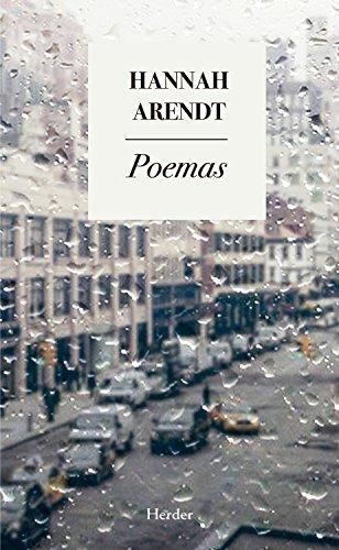 Poemas por Hannah Arendt