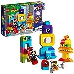 LEGO Movie 29003974Wyldstyle Minifigure Kids Light Up Alarm Clock  LEGO