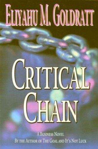 Critical Chain Cover Image