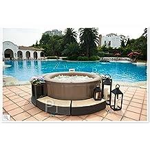 Spa gonflable - Gonfiabili piscina amazon ...