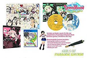 SENRAN KAGURA Peach Beach Splash - Girls' of Paradise Collector's Edition