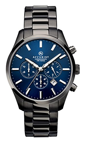Mens Accurist Chronograph Watch 7137