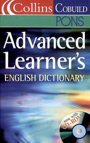 PONS Collins Cobuild. English Dictionary/incl. CD. par Thomas Wrona