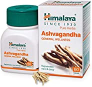 Himalaya Ashwagandha General Wellness  Rejuvenates mind & body   Tablets - 60 C