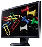 EIZO EV2216WFS-BK 55,9 cm (22 Zoll) LED-Monitor (USB, VGA, DVI, DisplayPort, 5ms Reaktionszeit) schwarz