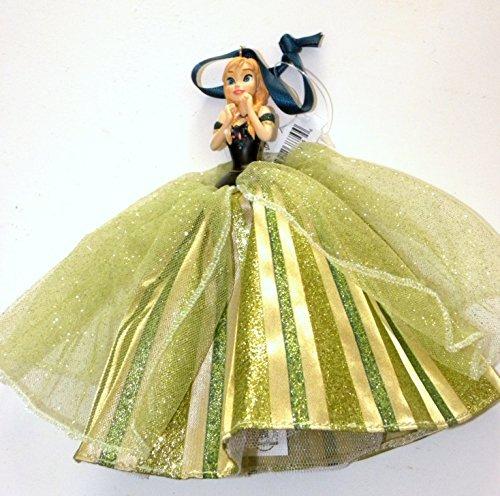 Disney World WDW Park 2015 Anna Coronation Day Dress Gown Christmas Ornament by Disney