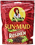 Seeberger Sun Maid Rosinen, 12er Pack (12 x 200 g Beutel)