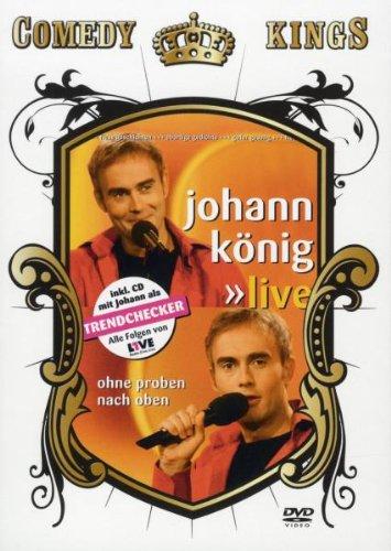 Sony Music Entertainment Johann König - Live - Ohne Proben nach oben (2 DVDs)