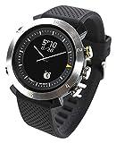 Cogito CW2.0-002-01 Smartwatch - Classic - Silver Arrow
