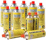 28 BUTANE GAS BOTTLES CANISTERS FOR COOKER HEATER BBQ
