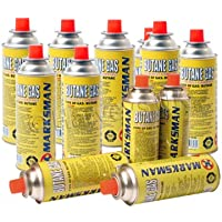 Marksman 28 Butane Gas Bottles CANISTERS for Cooker Heater BBQ