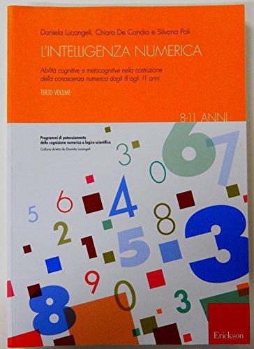 L'intelligenza numerica: 3