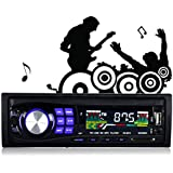 Coche Amplificador de Hi-Fi CD JVC FM Radio 50w 4 Canales Reproductor de Mp3 Altavoz