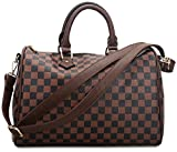 Best Louis Vuitton Bags - Gossip Girl - Designer Inspired Check Barrel Bowling Review