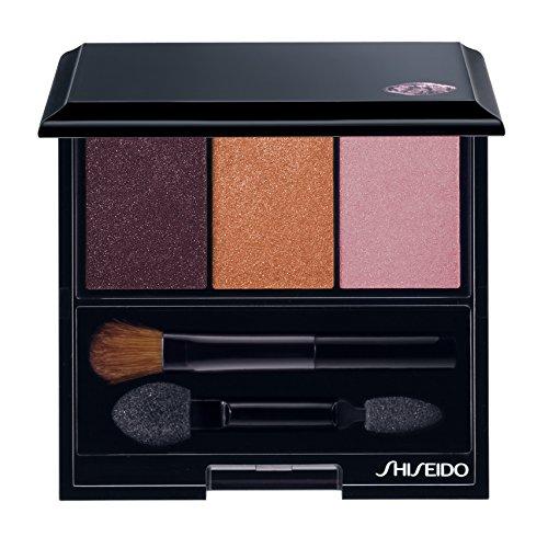Shiseido Luminizing Satin Eye Color Trio unisex, Augen Lidschatten 3 g, Farbnummer: OR316, 1er Pack...