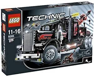 Lego technic jeu de construction le camion remorque - Jeux de construction lego technic ...