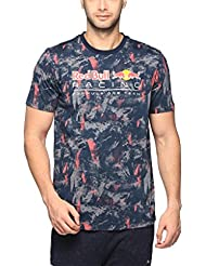 2017 Red Bull Racing Puma Allover Tee (Total Eclipse)