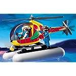 Playmobil 3220 Adventure Pontoon Sea Helicopter