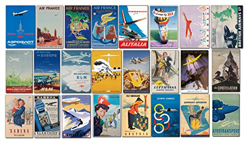 vintage-european-airlines-luggage-labels-adhesivo-retro-pack-of-24-suitcase-travel-decals-stickers