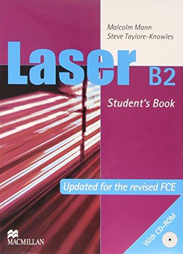 LASER B2 (Upp) Sb Pk: Student's Book por S. Taylore-Knowles