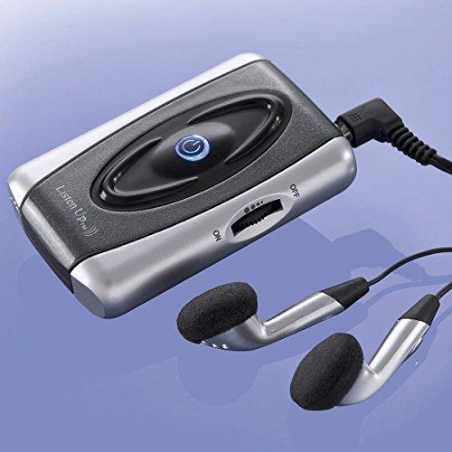 Hörverstärker , Hörverstärker hilft bei zu leisen Vorträgen, Diskussionen oder einfach zu Hause