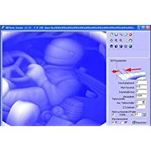 Fotogravur Software / Foto - GRAVURSOFTWARE / CAM für Fotogravuren