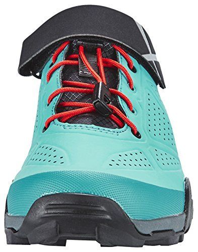 Shimano SH-MT5WG - Chaussures - turquoise 2017 chaussures vtt shimano viridian green