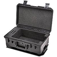 G-Technology Pelican Storm iM2720 Briefcase/classic case Negro - Caja (Briefcase/classic case, Espuma, Negro, 624 mm, 500 mm, 297 mm)