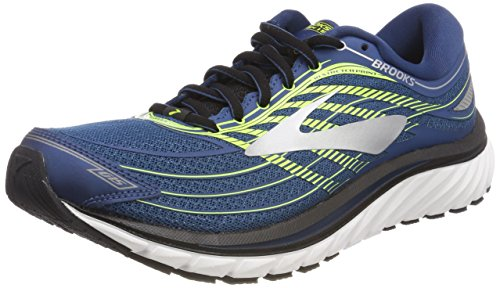 Brooks Glycerin 15, Zapatillas de Running Para Hombre, Multicolor (Blue/Lime/Silver 1d473), 40 EU
