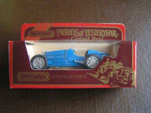 matchbox-y-11-1932-bugatti-type-51