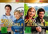 SOKO Kitzbühel - Box 8+9 (4 DVDs)