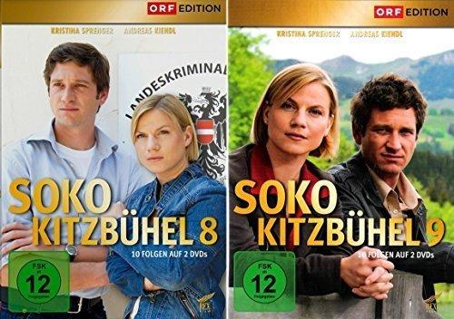 Box 8+9 (4 DVDs)