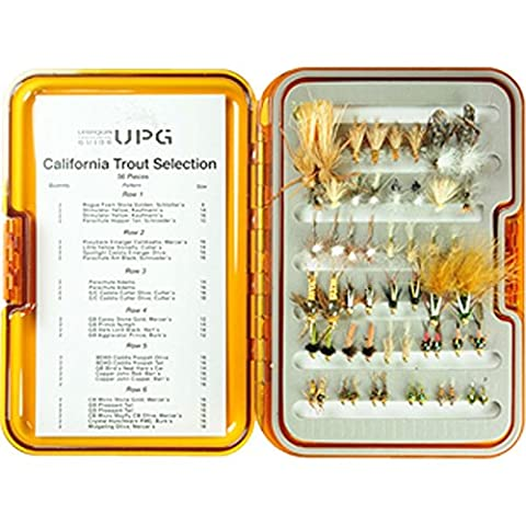 Umpqua California Deluxe Fly Selection 20 Flies