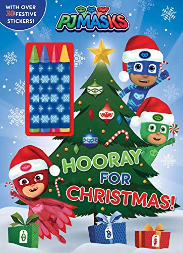 PJ Masks: Hooray for Christmas! -