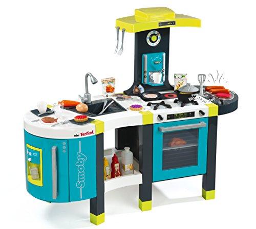 Smoby 311200 - Cucina giocattolo attrezzata French Touch