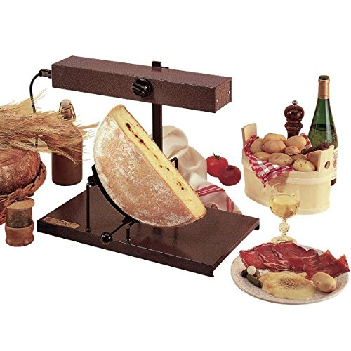Bron Coucke - Raclette Traditionnelle Alpage Demi-Fromage RACL01