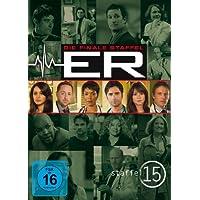 ER - Emergency Room, Staffel 15