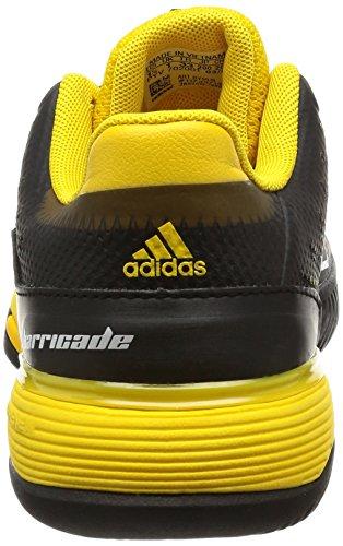 Adidas Barricade XJ Junior Tennisschuh - AW17 Schwarz