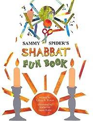 Sammy Spider's Shabbat Fun Book (Sammy Spider Set)