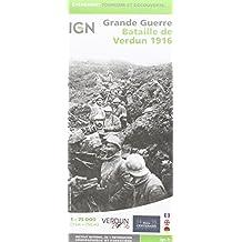 Bataille de Verdun - 1916 2016: IGN.EV.87055
