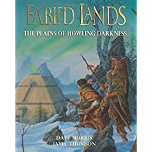 The Plains of Howling Darkness: Large format edition (Fabled Lands)